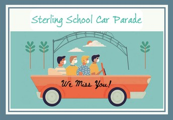 5th (Sterling) & 8th (CTC) Griffin Walk/Car Parade