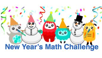New Year Math Challenge