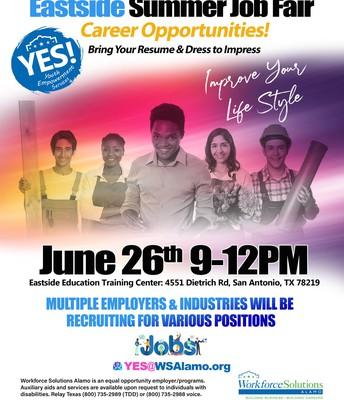 Summer Job Fair- Youth Empowerment Services