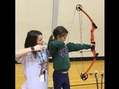 Archery is here in Wellness!