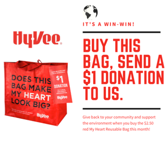 Hy-Vee Promotion to Benefit KMS
