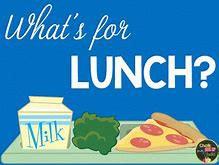 February Lunch Menu