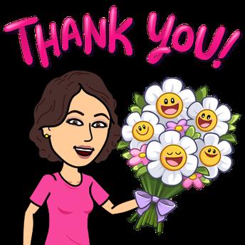 Staff Appreciation Week!