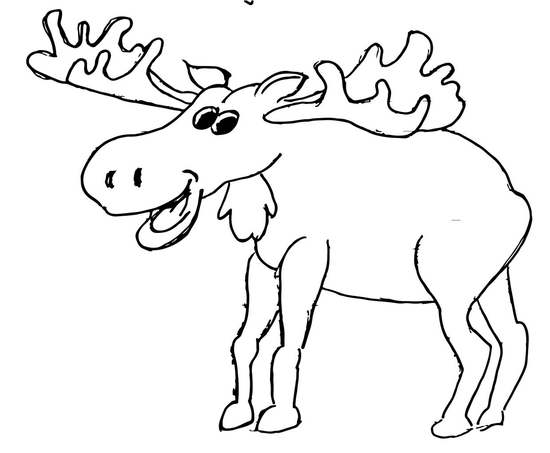 Sander the Moose