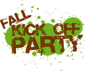 BIBLES & FALL KICK-OFF PARTY!