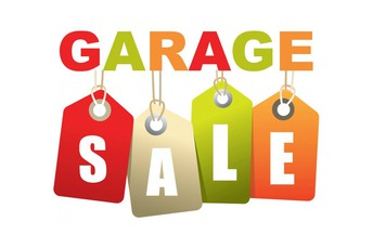 Upcoming Neighborhood Garage Sale