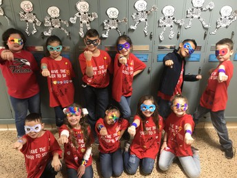 You have the POWER to say No to Drugs!  2nd Grade