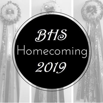 Homecoming Week, Oct 7-12