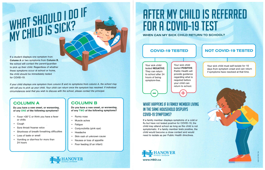 What Should I Do If My Child Is Sick?