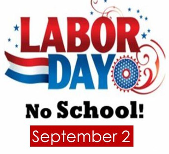 Labor Day - Sept. 2nd