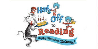FEBRUARY 28TH - CELEBRATING DR. SEUSS