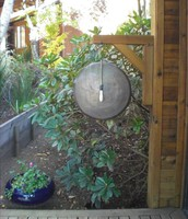 Entryway Gong