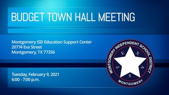 Reminder - MISD Town Hall Meeting / Tuesday, February 9