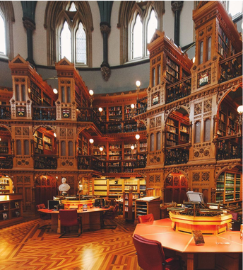 Library Porn