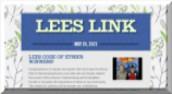 LEES Link May 20, 2021