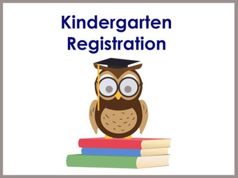 Late Kindergarten Registration Information