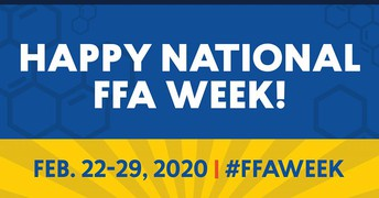 National FFA Week!
