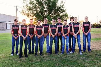 Varsity Boys Cross Country