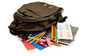 Backpacks and Supplies