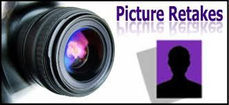 Picture Retakes Tuesday Oct. 30th