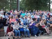 A Happy Crowd