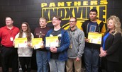 KHS Students of the Month