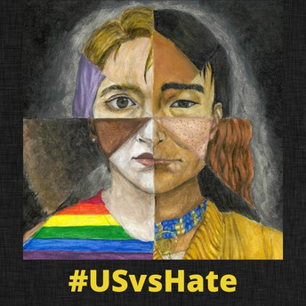 About #USvsHate Project