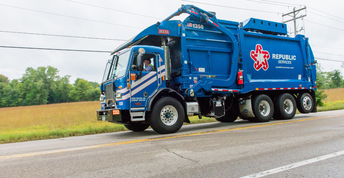 Recycling and trash services delayed