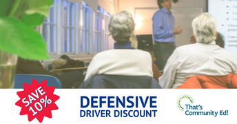 Defensive Driving 4 Hr. Refresher Course