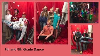 7th/8th Grade Dance