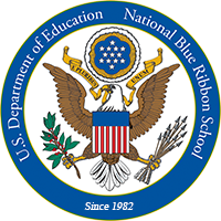 A Nationally Recognized Blue Ribbon Middle School Since 1991