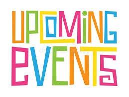 Upcoming Events/Próximos Eventos