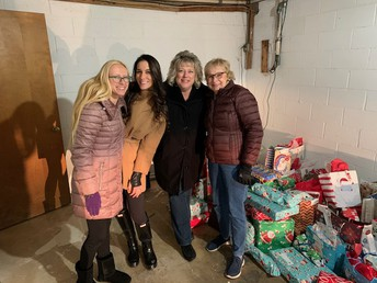Chester Teachers Give Back to the Community