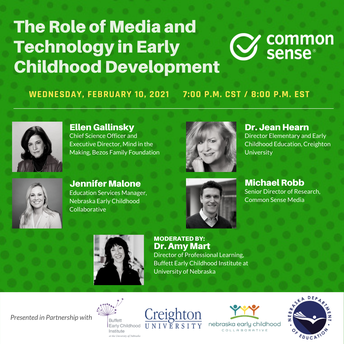 The Role of Media & Technology in Early Childhood Development