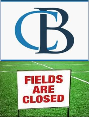 All CBSD Facilities, Fields, Playgrounds Are Closed