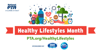 November is Healthy Lifestyles Month!