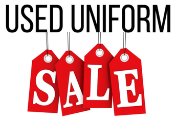 Used Uniform Sale! March 26th 2-4
