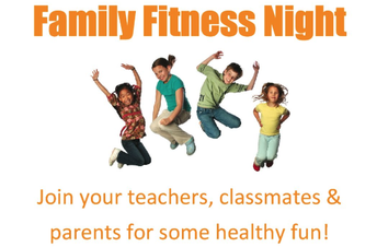 Family Fitness Night - Phy-Ed Update