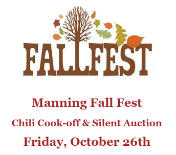 Please Plan on Coming to our Fall Fest!