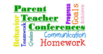 Parent Conferences are Next Week!