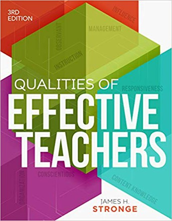 Option #2 - Qualities of Effective Teachers, 3rd Edition (2018)
