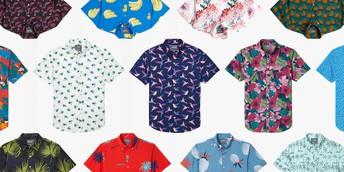 Hawaiian Shirt Day