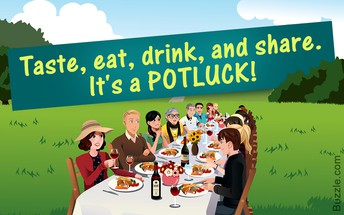 Come to our End-of-Year CI Potluck!