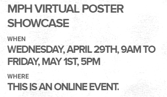 Virtual Poster Session