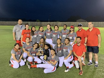 Lady Tigers HSE Softball Team Accomplishment!