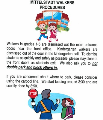 Walker Dismissal Procedures