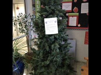 Our Angel Tree is Empty!