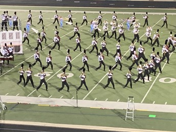 First Division for GR Band!