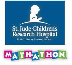 St. Jude's Mathathon Update