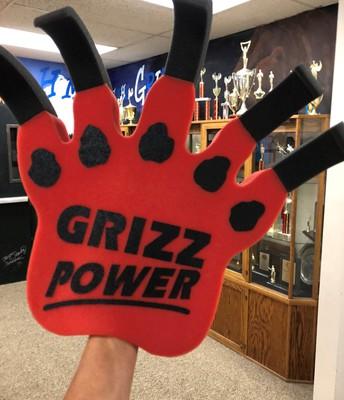 Go Grizzlies!!!